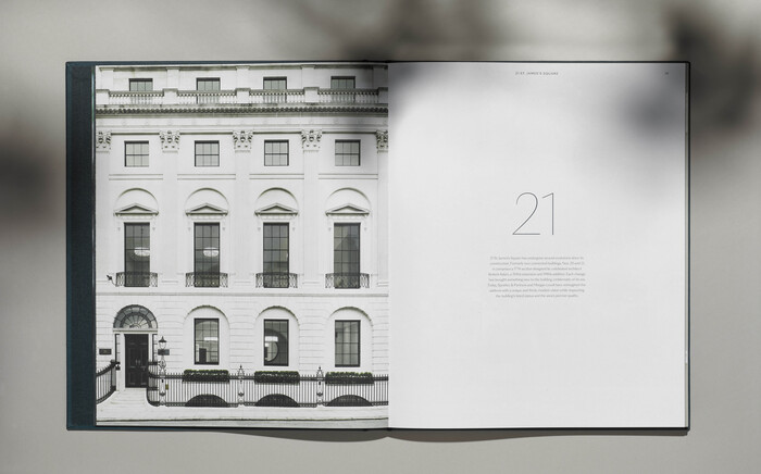 21 St James's Square: A legacy 6