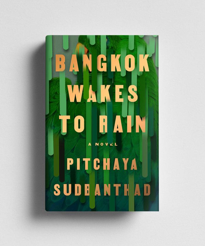 Bangkok Wakes to Rain by Pitchaya Sudbanthad, Riverhead 2