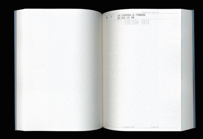 Finnegans Wake by James Joyce (ISIA Urbino) 6