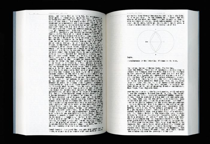 Finnegans Wake by James Joyce (ISIA Urbino) 7