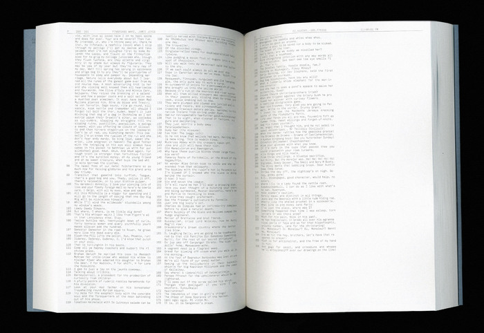 Finnegans Wake by James Joyce (ISIA Urbino) 8