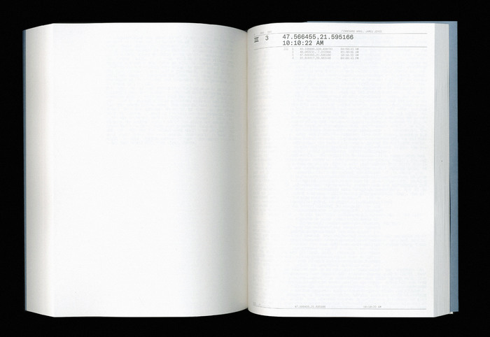 Finnegans Wake by James Joyce (ISIA Urbino) 9