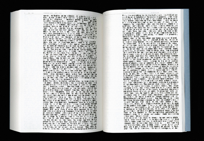 Finnegans Wake by James Joyce (ISIA Urbino) 10