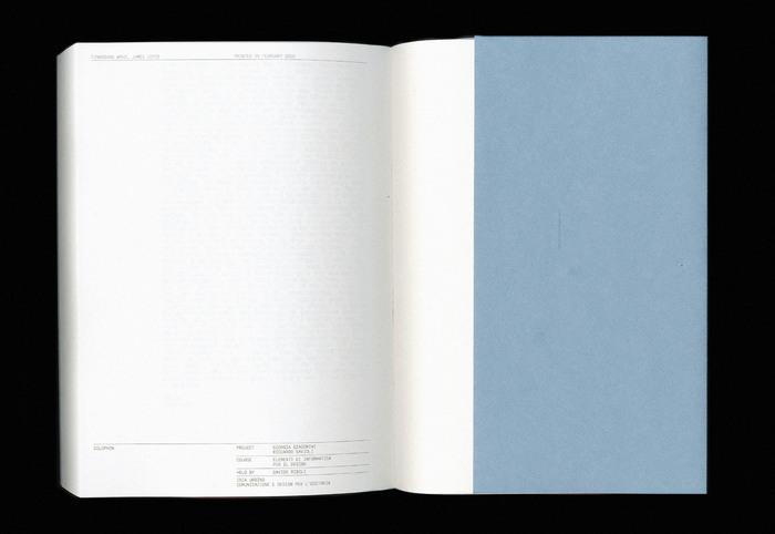 Finnegans Wake by James Joyce (ISIA Urbino) 12