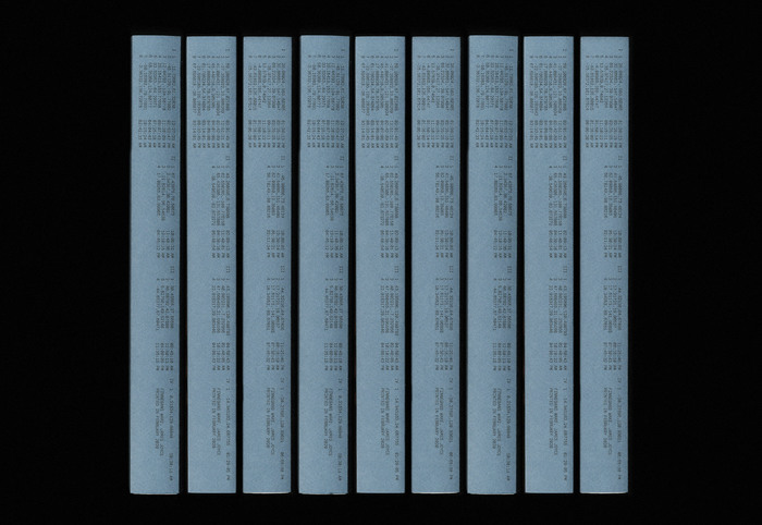 Finnegans Wake by James Joyce (ISIA Urbino) 13