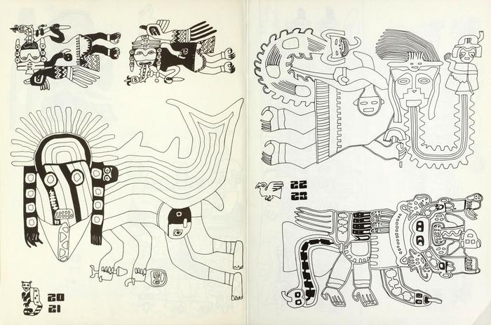 Peruvian Textile Designs by Caren Caraway 3