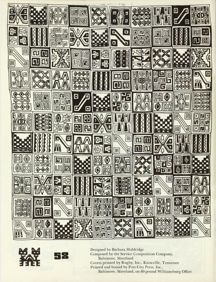 Peruvian Textile Designs by Caren Caraway 4