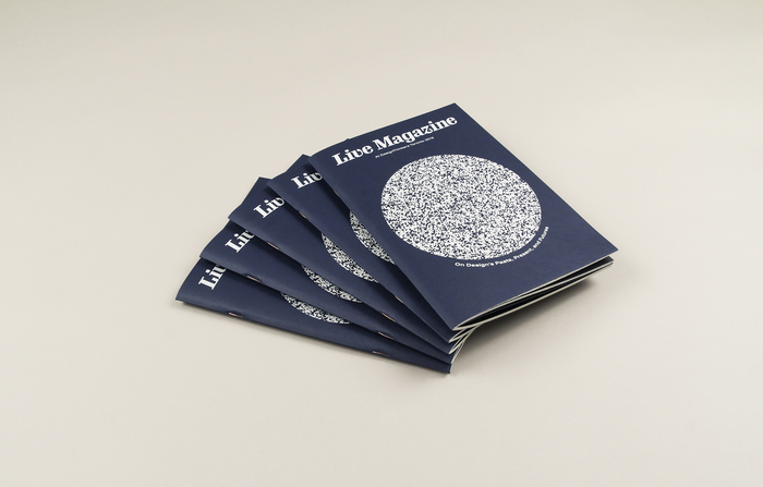 "Live Magazine No.2, ""DesignThinkers 2019"" 2"