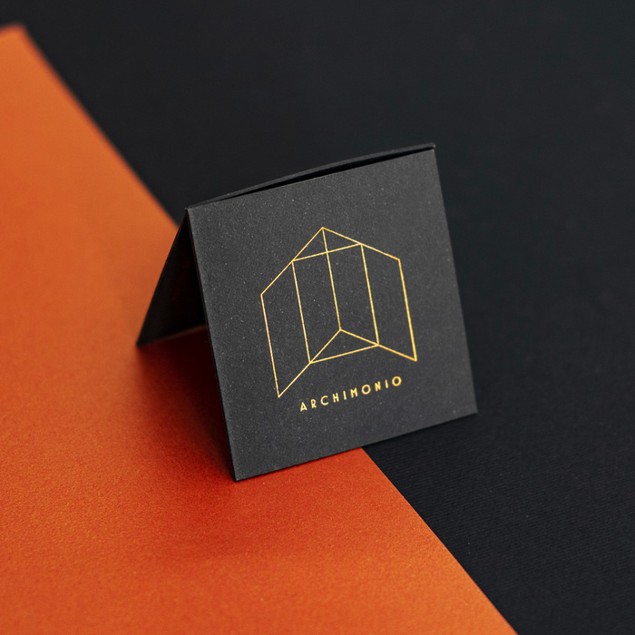 Archimonio business cards 3