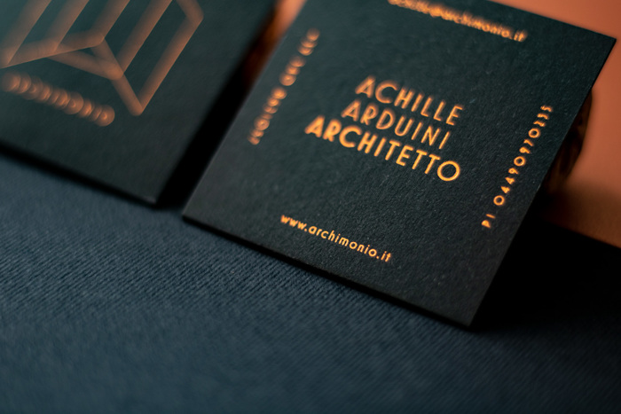 Archimonio business cards 4