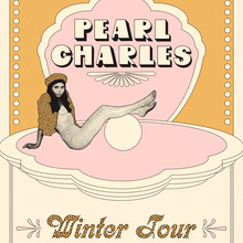 Pearl Charles Winter Tour poster