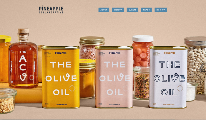Pineapple Collaborative packaging 5