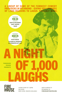 A Night of 1,000 Laughs
