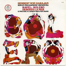 Berlin Philharmonic – Ravel: <cite>Bolero</cite>, Debussy: <cite>La Mer</cite> album art