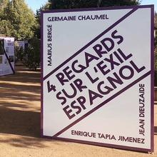 <cite>4 regards sur l'exil espagnol</cite>