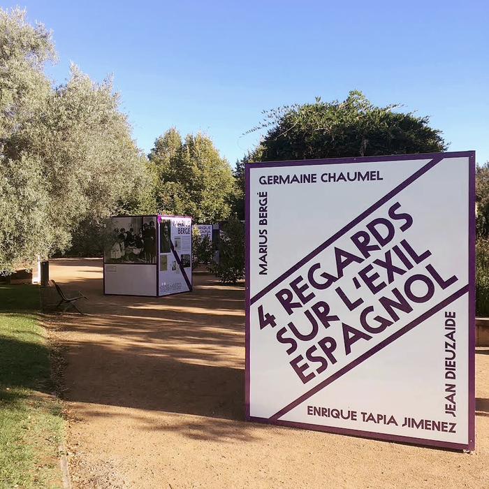 4 regards sur l'exil espagnol 1