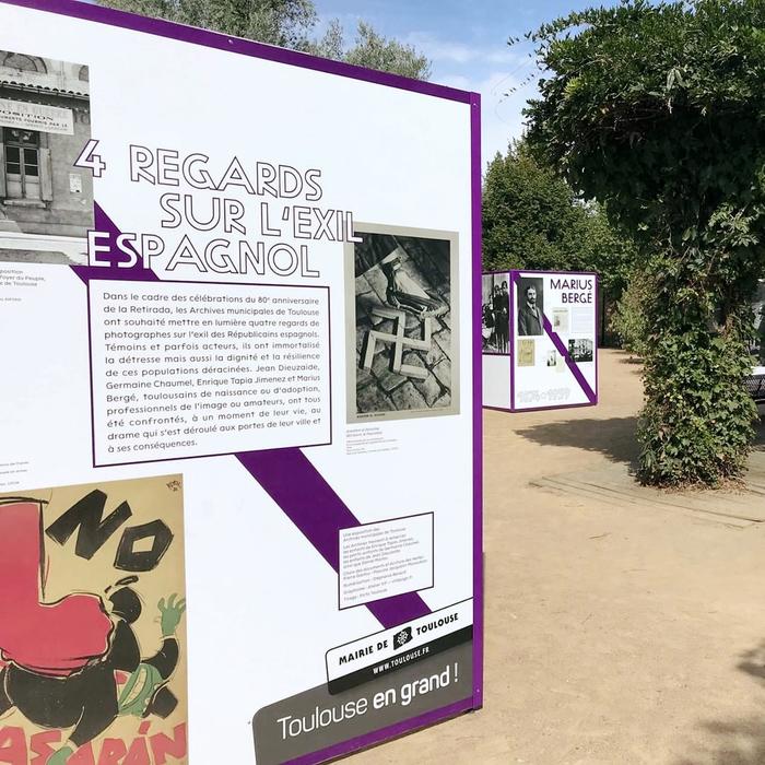 4 regards sur l'exil espagnol 4