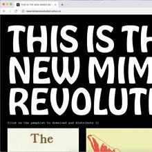 new mimeo revolution