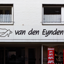 Schuhhaus van den Eynden, Nettetal