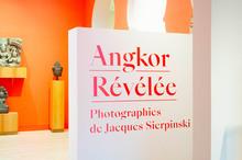 <cite>Angkor Révélée</cite> exhibition