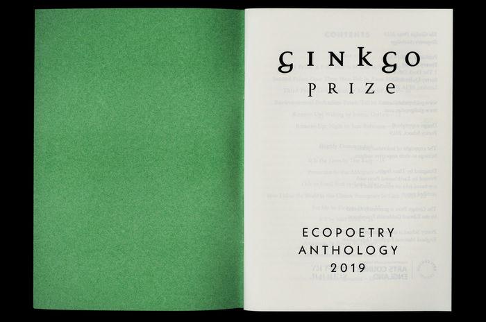 Ginkgo Prize 2