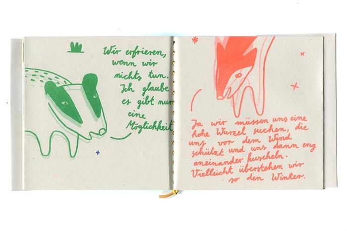 Fuchs & Dachs by Karsten Jakob (Dingpress) 2