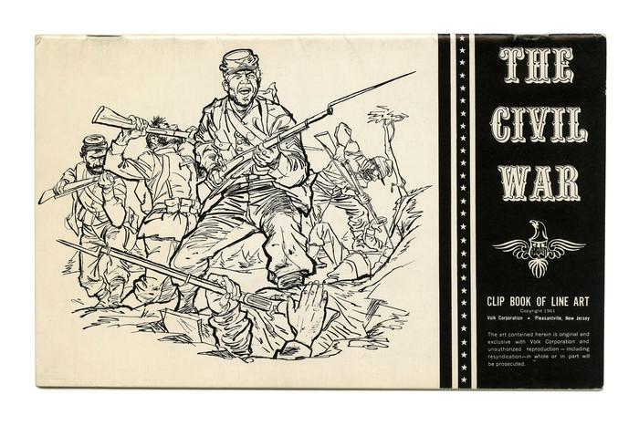 """The Civil War"" (No. 310) ft. reversed ."