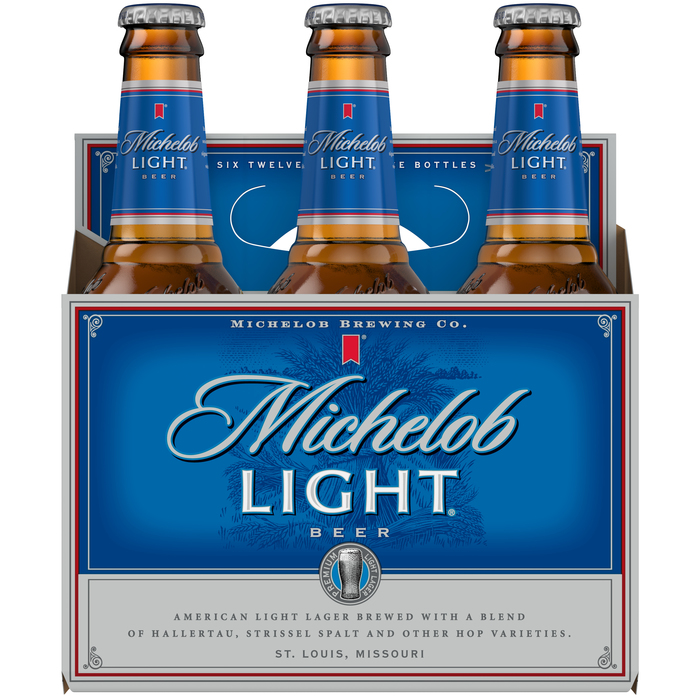 The Light pack uses the same typographic ingredients as Amberbock.