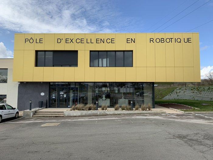 Pôle d'Excellence en Robotique, Dijon