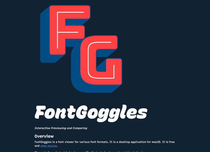 FontGoggles 3