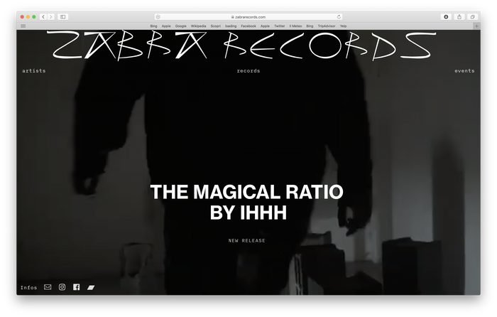 Zabra Records 4