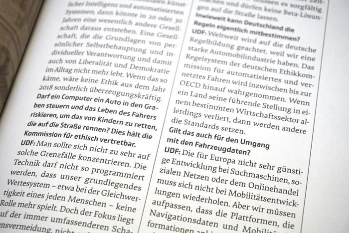 GDV identity and magazine (2018 redesign) 4