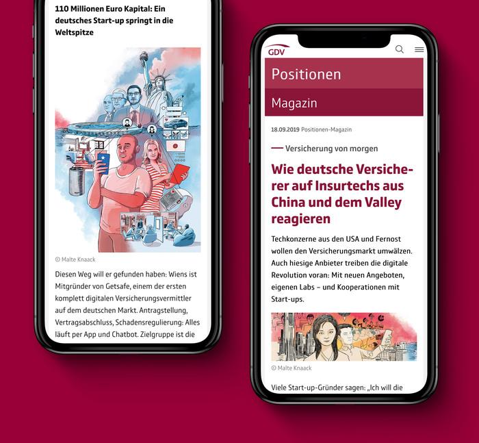 GDV identity and magazine (2018 redesign) 15