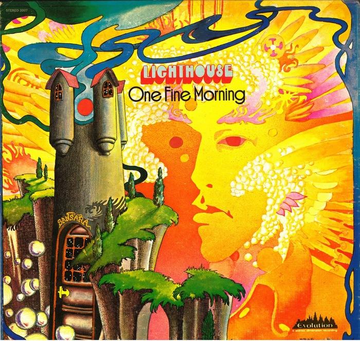 Lighthouse – One Fine Morning album art 1