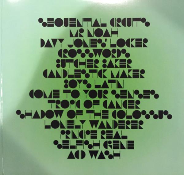 Track list set in Saturna.