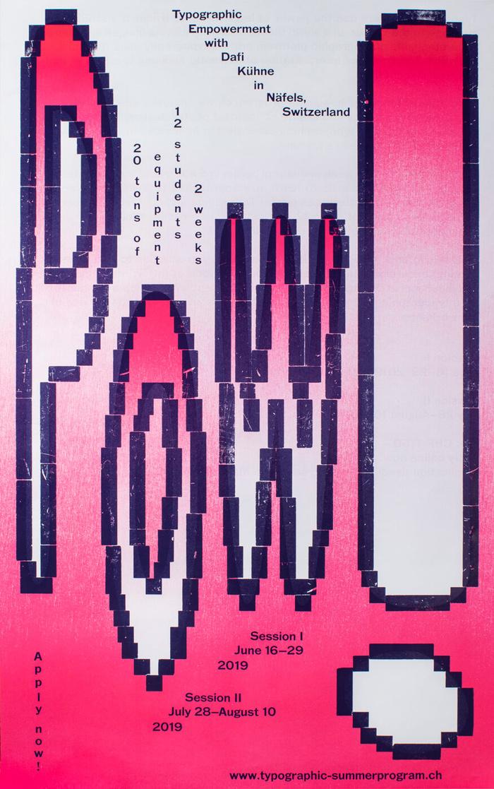 """Pow!"" poster 1"