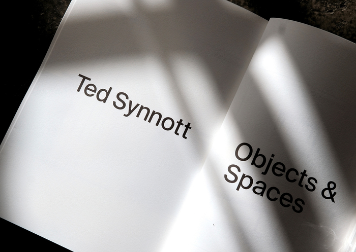 Ted Synnott – Objects & Spaces 2