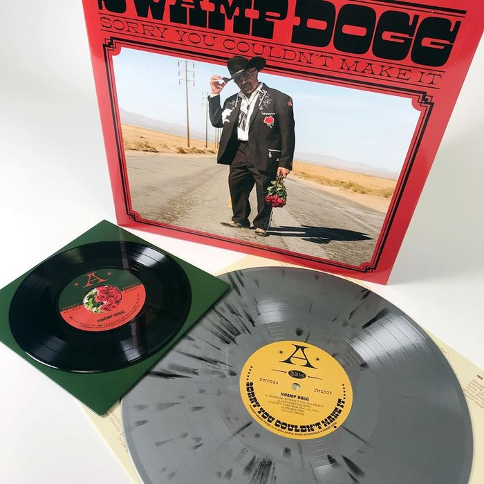Swamp Dogg – Sorry You Couldn't Make It album art 4