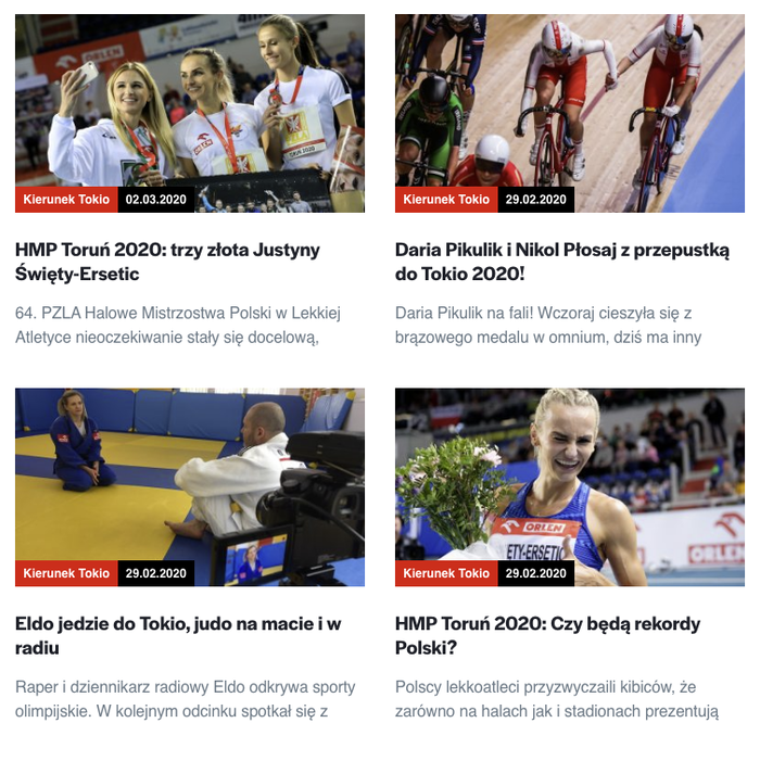 Weszło sports news website 9