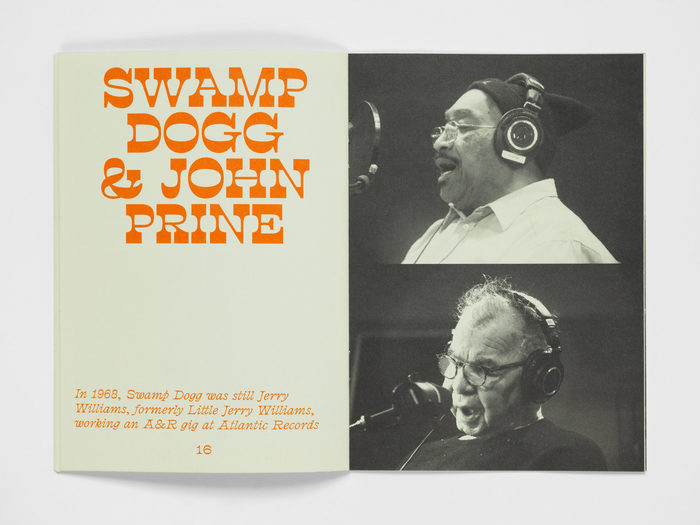 Swamp Dogg – Sorry You Couldn't Make It album art 14