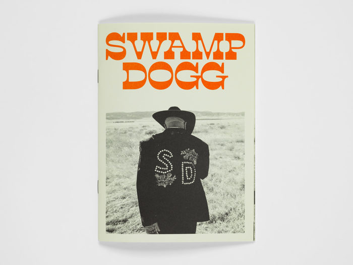 Swamp Dogg – Sorry You Couldn't Make It album art 15