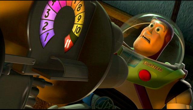 Zurg in Toy Story 2 1