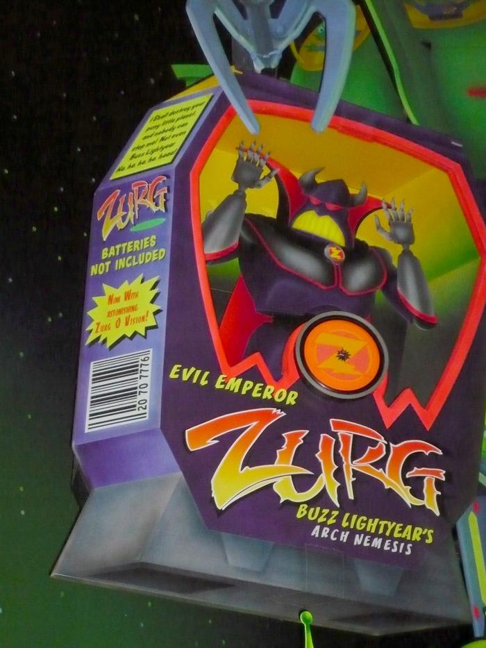 Zurg in Toy Story 2 2