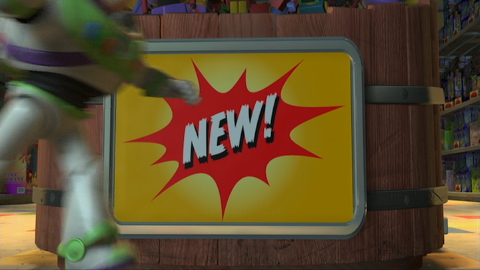 Al S Toy Barn In Toy Story 2 Fonts In Use