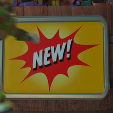 Al's Toy Barn in <cite>Toy Story 2</cite>