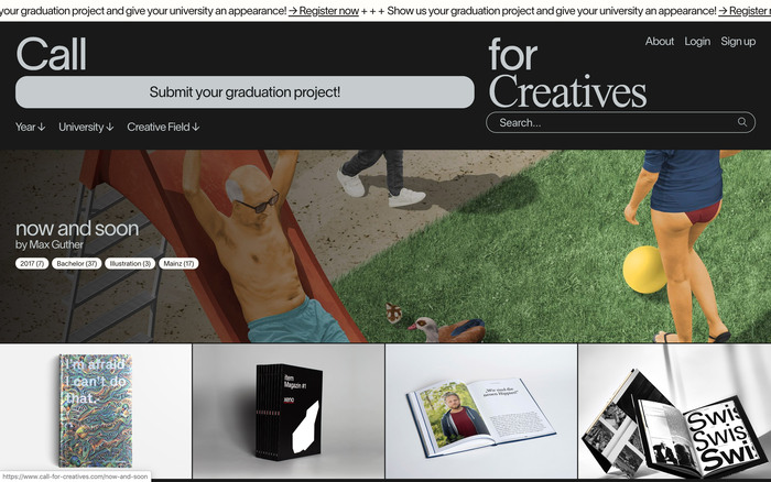 Call for Creatives 5