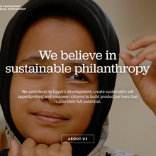 <span><span><span>Sawiris Foundation website</span></span></span>