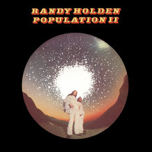 Randy Holden – <cite>Population II</cite> album art