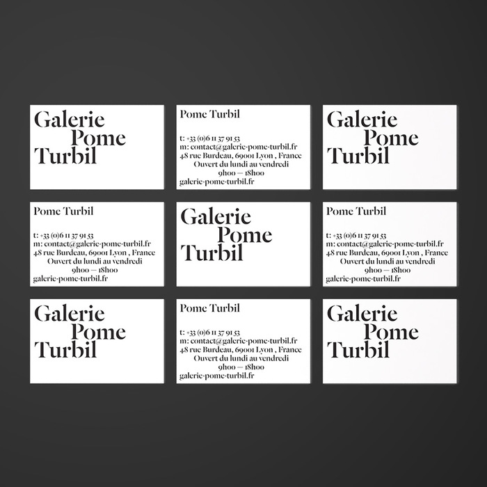 Galerie Pome Turbil 6