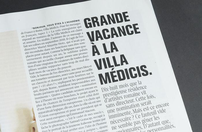 M Le Magazine du Monde (2019–) 6
